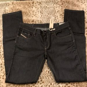 Diesel Livy Stretch Jeans 008AA
